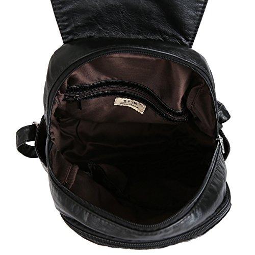 21-K Women's fashion backpack waterproof
