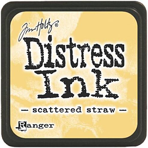 Ranger Tim Holtz Distress Mini Ink Pads-Scattered Straw