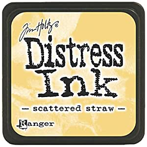 Ranger Distress Mini Ink Pad-Scattered Straw