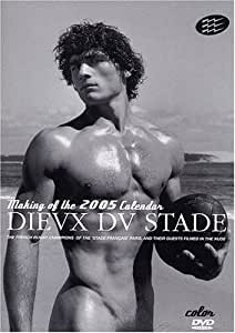 Dieux du Stade: Making of the 2005 Calendar