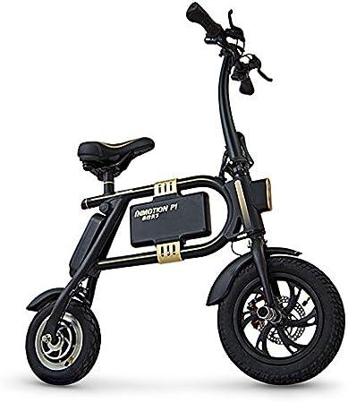 InMotion P1F Mini-Scooter, Unisex-Adult, Noir, 900 x 650 x 200 mm: Amazon.es: Deportes y aire libre