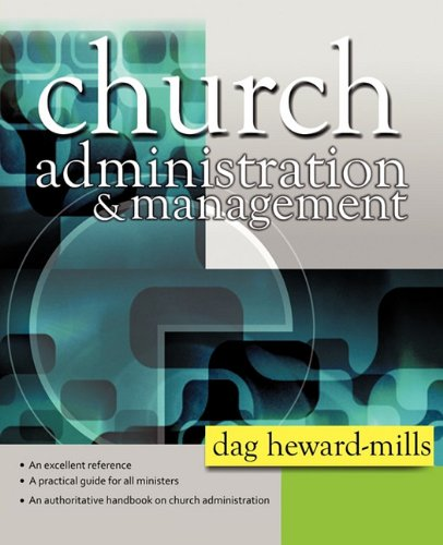 Download Church Administration and Management pdf