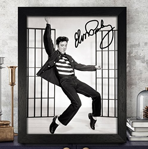 Elvis Presley Signed Autographed Photo 8X10 Reprint Rp Pp - Flaming Star