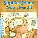 Sophie Simon Solves Them All Audiobook by Lisa Graff Narrated by Emily Zeller