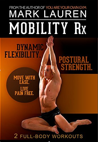 Mark Lauren | Mobility Rx 2 DVD set