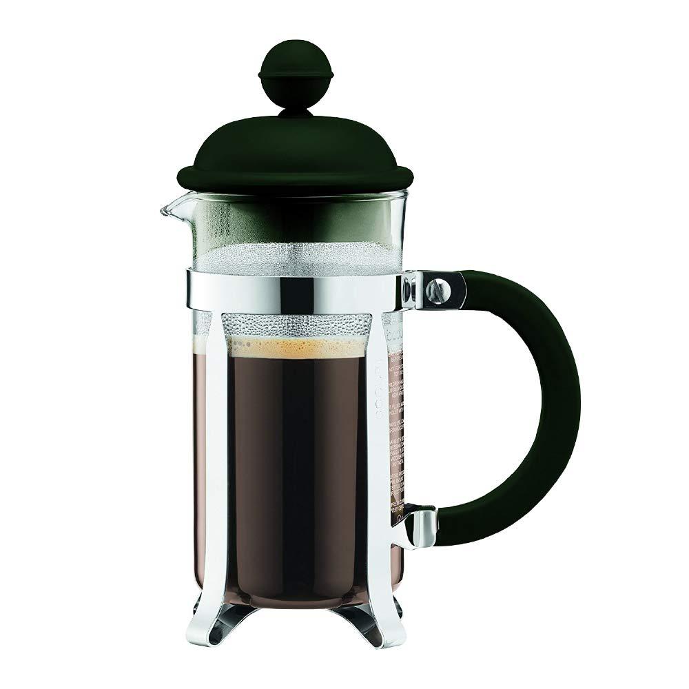 Bodum CAFFETTIERA Coffee Maker, 0.35 L – Dark Green