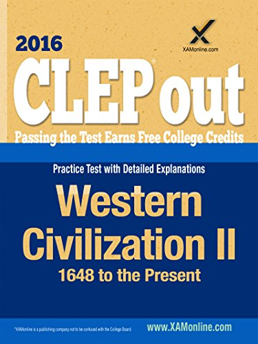 Amazon clep western civilization ii 1648 to the present ebook clep western civilization ii 1648 to the present by wynne sharon a fandeluxe Choice Image