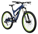 Diamondback Bicycles  Mission 1 Complete All Mountain Full Suspension Bike