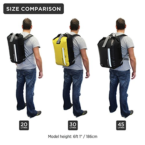 bba1d408924e Amazon.com   Overboard Classic 100% Waterproof Backpack Dry Bag   Sports    Outdoors