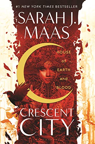 House of Earth and Blood (Crescent City) Hardcover – March 3, 2020