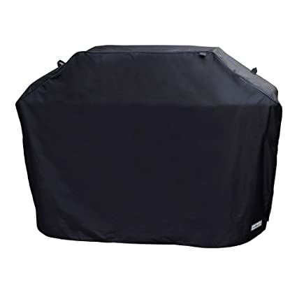 Merveilleux Patio Armor SF40268 60 Inch Premium Medium Grill Cover, Black