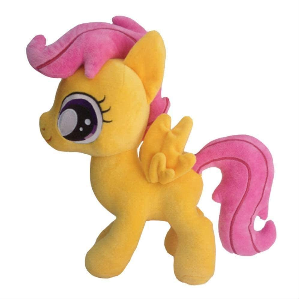 Plush Toys My Little Pony Cute Stuffed Toy Doll Soft Unicorn Princess Luna Celestia Queen Chrysalis Anime Toy 30cm Scootaloo Amazon Ca Home Kitchen Want to discover art related to scootaloo? amazon ca