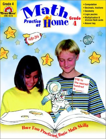 Math Practice at Home Grade 4