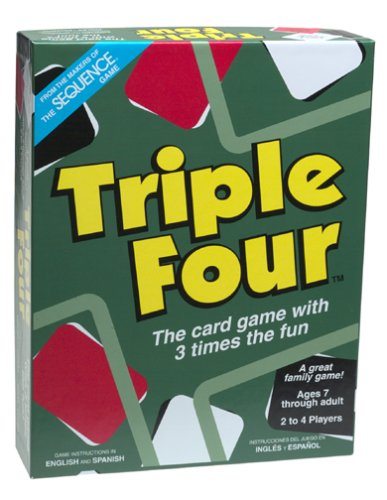 Triple Four - Jax Triple Four Game