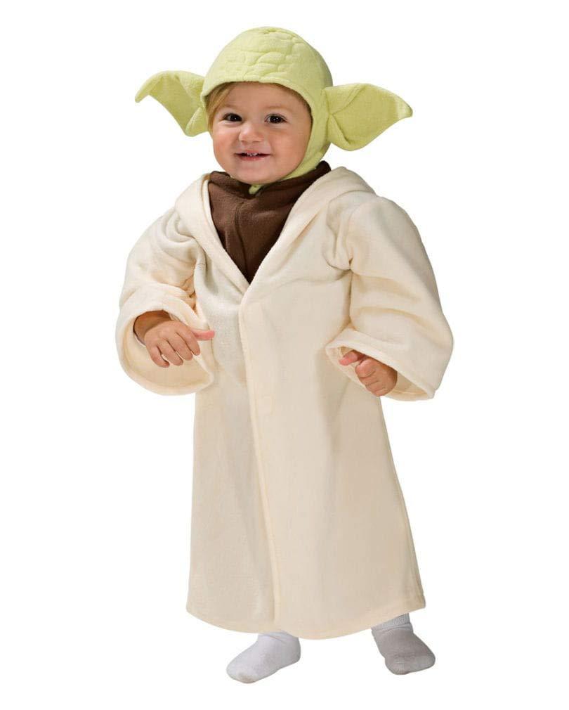 Horror-Shop Yoda Kleinkinder Kostüm