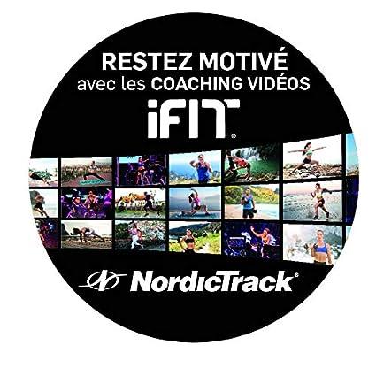 NORDIC TRAX - Cinta De Correr New T 12.0 Nordictrack: Amazon.es ...