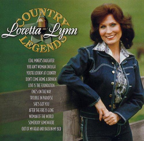 Country Legends Cheap Indefinitely Loretta Lynn