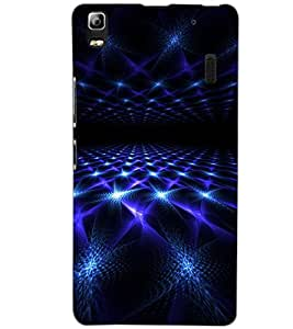 LENOVO A7000 TURBO STARS Back Cover by PRINTSWAG