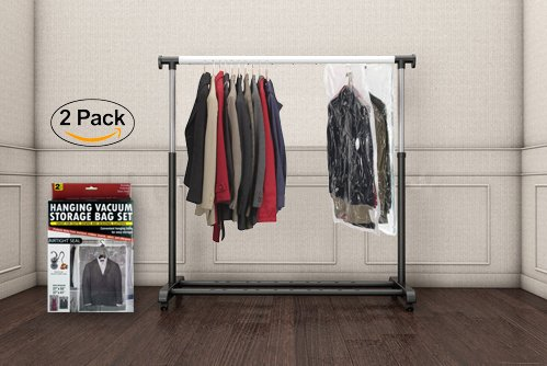Closet Hanging Storage Perfect Clothes product image