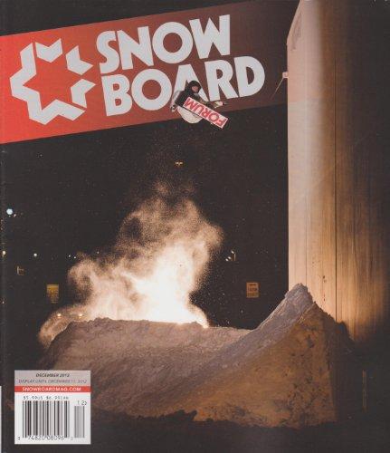 (Snowboard Magazine December 2012)