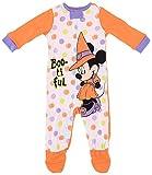 Disney Baby Girls' Boo-Tiful Minnie Mouse Sleeper
