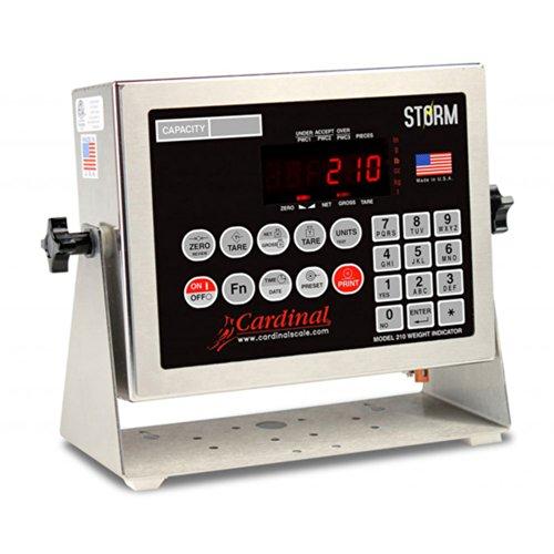 Detecto 210, Digital Weight Indicator