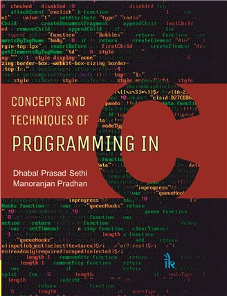 Download Concepts and Techniques of Programming in C ebook