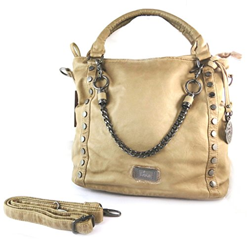41x30x15 Jean'beige Vintage 'lois Cm Designer Bag EIHSO