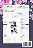 Monthly Budget Planner: Expense Finance Budget By A