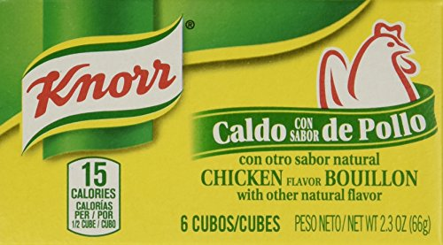Knorr Chicken Bouillon Cubes, 2.3-Ounce Boxes