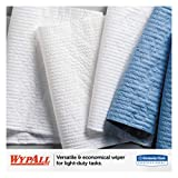 Wypall X50 Disposable Cloths (35015), Strong for