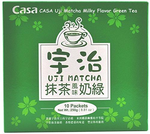 Casa Matcha Milky Flavor Green product image