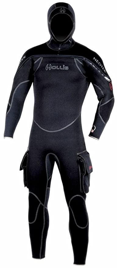 Hollis Mens NEOTEK Semi-Drysuit - Size XXX-Large