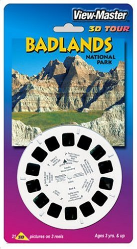 View Master: Badlands, SD by View Master (Image #1)