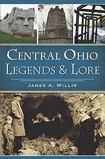 Book Cover: Central Ohio Legends & Lore