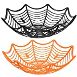 Spiderweb Serving Bowl for Halloween Candy