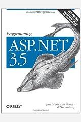 Programming ASP.NET 3.5: Building Web Applications Paperback