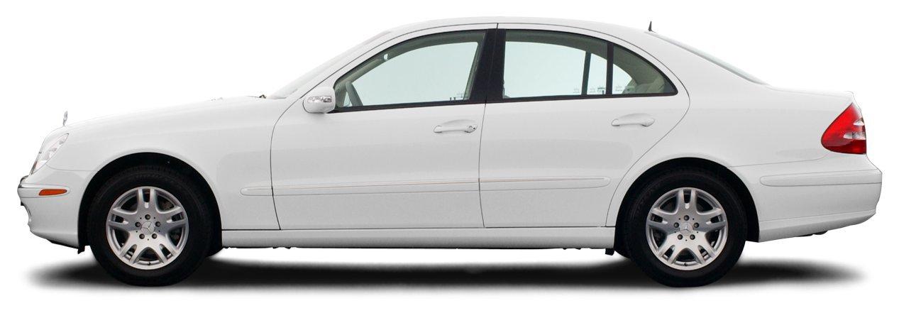 2004 Mercedes Benz E500 5.0L, 4 Door Sedan 4MATIC ...
