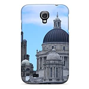Fashion Tpu Case For Galaxy S4- Liverpool Defender Case Cover