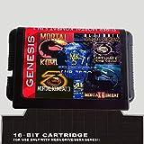 Amazon.com: Mega Man The Wily Wars MD Game Card Cartridge ...