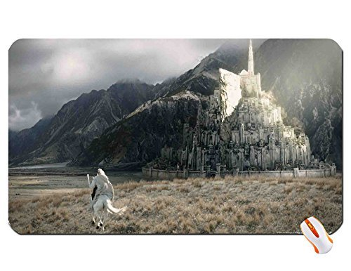 Lotr Gandalf Lord Of The Rings Minas Tirith Wallpaper Super Big Size