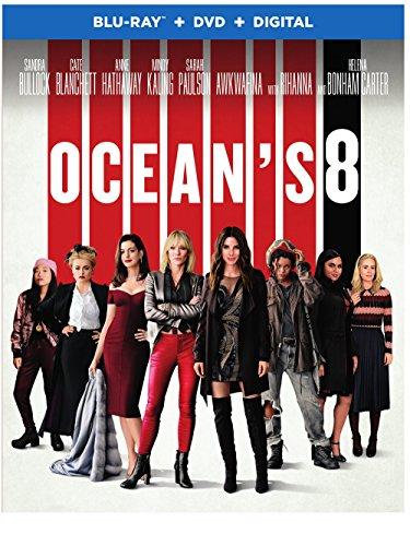 VHS : Ocean's 8 (BD) [Blu-ray]