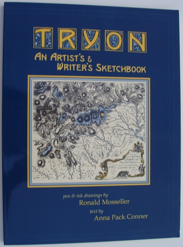Read Online Tryon: An artist's & writer's sketchbook pdf
