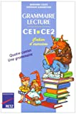 Grammaire Lecture CE1 CE2 Cahier Exercices