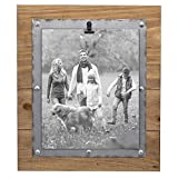 Foreside Home & Garden FFRD06134 8X10 Carson Photo Frame with Clip