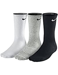 Performance Cushion Crew Training Socks (3 Pairs)
