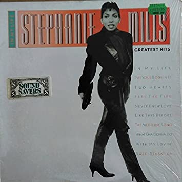 stephanie mills in my life greatest hits