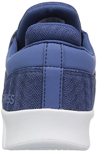 K-Swiss Frauen Aero Trainer T Sneaker Bijou Blau / Weiß