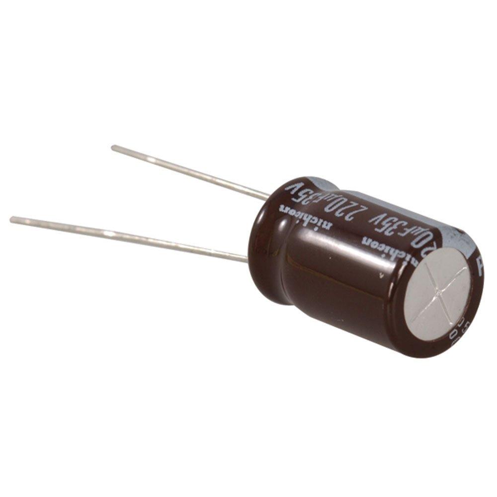 Capacitor 150uf 35v Radial Price For 1 Each