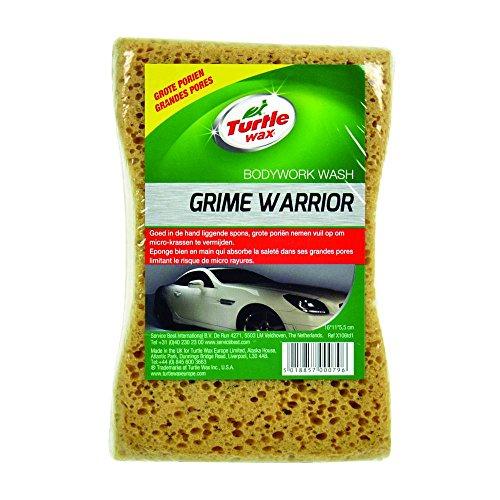 (Turtle Wax 1831202X106TD Sponge Heavy Duty)